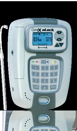 CompX eLock® - electronic cabinet lock: Revolutionizing