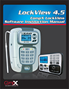 Click here to download a pdf of the LockView 4.5 Manual - LockView section