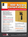 Click here to download a pdf of the CompX eLock 100 Series sheet