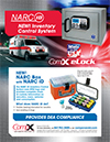 Click here to download a pdf of the CompX eLock NARC iD Inventory Control System sheet