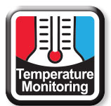 CompX eLock: Temperature Monitoring only