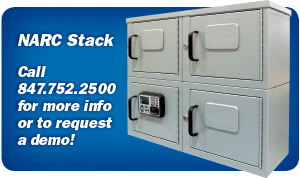 NARC Stack - Call 847.752.2500 for more info or to request a demo!
